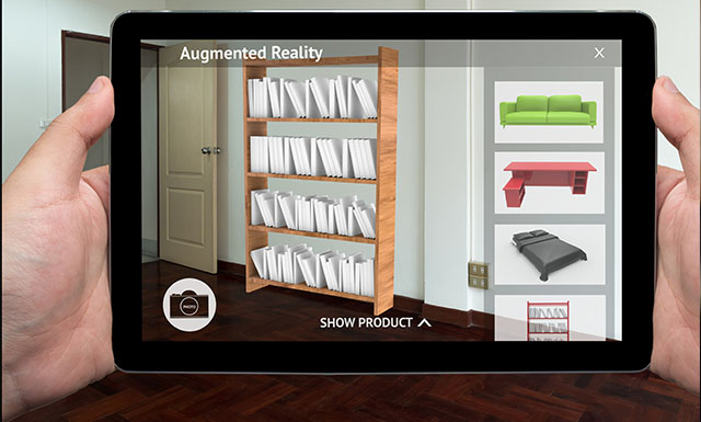 3D Modelle für Augmented Reality